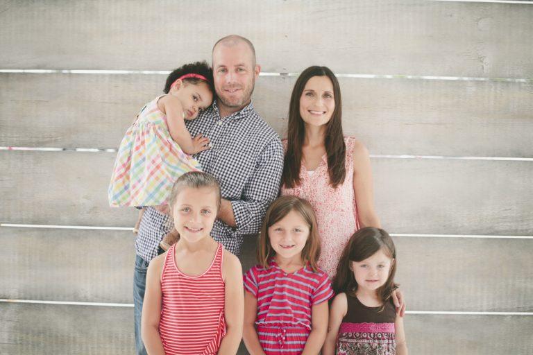 Jason John Family Picture